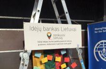 Rinko idėjas geresnei Lietuvai