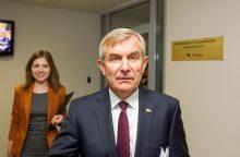 V. Pranckietis pasveikino inauguruotą naują Gruzijos prezidentę