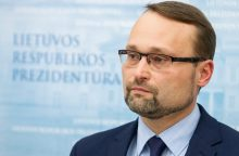 M. Kvietkauską į kultūros ministrus pasiūlė R. Karbauskis