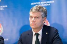 VSD vadovas: neturiu informacijos, kad konservatoriai dirbo Kremliui