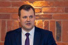 G. Paluckas apie referendumą dėl Seimo narių: tai politinė silpnaprotystė