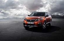 """Peugeot"" automobilių populiarumas neblėsta"