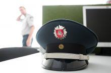 Buvęs Panevėžio policijos viršininko pavaduotojas pateikė ieškinį valstybei