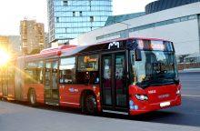 Nuo liepos 1-osios – sostinės autobusų maršrutų pokyčiai