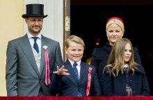 Lietuvoje lankysis Norvegijos sosto įpėdinis