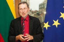 Profesorius L. Mažylis dalyvaus EP rinkimuose su konservatorių sąrašu