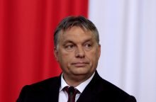 """V. Orbanas: ES ir G. Sorosas siekia """"islamizuoti"""" Europą"""