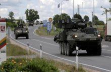 Latvija ketina modernizuoti kariuomenę
