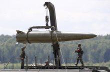 Vokietijos ekspertas: INF sutarties stabdymas kelia grėsmę Lietuvai