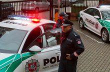 Naujojoje Vilnioje – neramu: peršautas vyras, suvarpyti įmonės langai