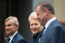 V. Pranckietis siūlosi būti tarpininku premjero ir prezidentės konflikte