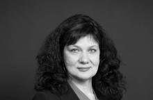 Mirė I. Simonaitytės bibliotekos direktorė L. Pačebutienė
