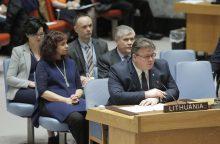 L. Linkevičius pabrėžė Rusijos sukeltų konfliktų Europoje pavojus