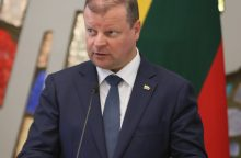 Vilniuje posėdžiaus Baltijos šalių premjerų taryba