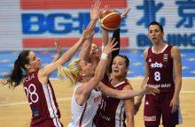 Latvės dramatiškai išplėšė kelialapį į pasaulio čempionatą