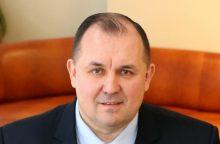 Prasilošęs sveikatos ministro patarėjas įteikė prašymą jį atleisti