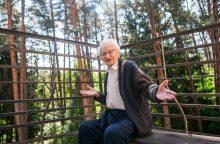 Atkurtos Lietuvos valstybės šimtmetis atgims senolių lūpose