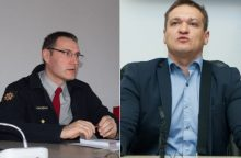 Ugniagesių vadovas K. Lukošius STT apskundė ministrą E. Misiūną