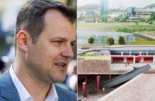 Tramvajų Vilniuje lygina su negyva kate
