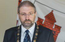 Panevėžio meras R. Račkauskas užsitikrino daugumą būsimoje taryboje