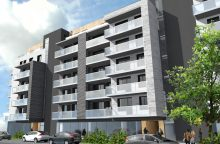 Vilniaus centre – nauji gyvenamieji namai