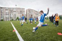 Lietuvoje šiemet bus minimi Sporto metai