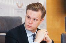 G. Landsbergis: lengvatinis PVM tarifas šildymui turi būti 9 procentai