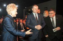 S. Skvernelis kviečiasi ministrą ir ambasadorius tartis dėl Rytų politikos