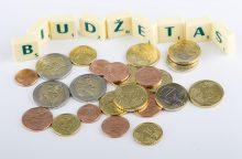 EK: Lietuvos biudžeto projektas atitinka reikalavimus