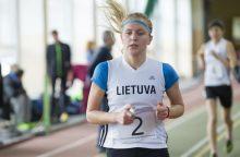 Šiuolaikinės penkiakovės taurės finalas: I. Serapinaitė kyla į 5-ą vietą