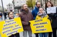 Ministerija paskirstė 23 mln. eurų dėstytojų ir mokslininkų algoms kelti