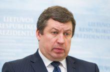 """Ministras pasakė, kada Lietuvoje atsiras """"kiberšauktiniai"""""""