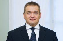Ministras paaiškino, kodėl Lietuvai reikia tvoros Rusijos pasienyje