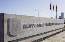 Valstybės saugumo departamente – posėdis dėl nacionalinio saugumo