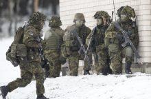 Ekspertė: Lietuvoje dabar reikia ypač plėtoti saugumo temą
