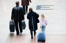 Atidedami kelionių garantinio fondo planai
