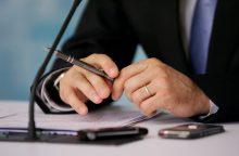 80 proc. naujų įmonių banko sąskaitas atidaro internetu