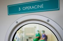 Komisijos akiratyje – kaulų čiulpų transplantacijos ir A. Verygos interesai