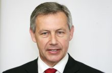 A. Raslanui siūloma vadovauti Nacionalinės sveikatos tarybai
