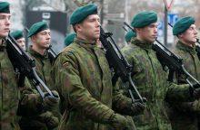 Rukloje prisieks 600 privalomosios pradinės karo tarnybos karių
