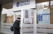 """Analitikus nustebino Šiaulių bankas, nuvylė – """"Grigeo Grigiškės"""""""