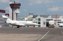 Vilniaus oro uoste sėkmingai baigti paskutiniai bandymai