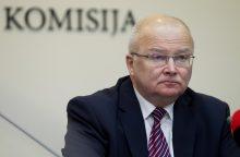 VRK žada griežtai vertinti neblaivios rinkimų komisijos elgesį