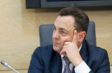 Konstitucijos pataisa pagal P. Gražulį: Lietuvoje nėra visuomeninio transliuotojo
