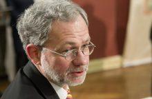 L. Balsys prašo aiškintis galimą interesų konfliktą Aplinkos ministerijoje