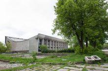 """""""Irdaivai"""" nepavyko atnaujinti Sporto rūmų rekonstrukcijos konkurso"""