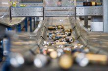 Mažės mokestis už aplinkos teršimą metalo pakuotėmis