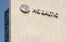 """Prezidentė sako, kad  negaudavo informacijos apie """"MG Baltic"""" įtaką politikai"""