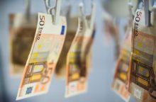 Vis dažniau kredito prašoma ne vienoje finansų įstaigoje