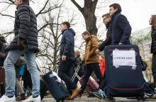 Migrantų diena Lietuvoje minima su nerimu
